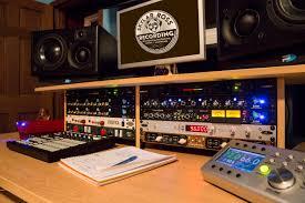 Recording Studio Mixing Desk by Recording Studio U2013 Document Fanzine