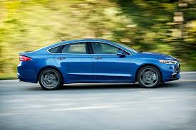 ford fusion 2017 ford fusion refreshed for detroit adds 325 hp v6 sport model
