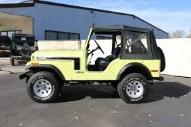 1974 jeep renegade 1974 jeep at auction 1931487 hemmings motor