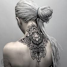 60 awesome neck tattoos and design