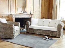 canapé rotin ikea canape en rotin d interieur canapé idées de décoration de maison