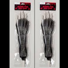 skeleton hand halloween mutant hybrid skeleton spider human skull horror monster prop