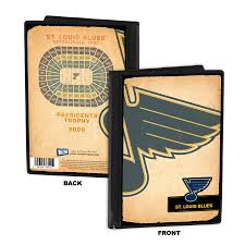 8x8 photo album st louis blues 8x8 scrapbook ticket photo album