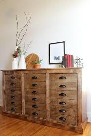 apothecary dresser diy modern farmhouse faux drawer dresser