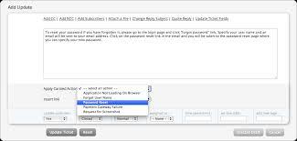 Help Desk Portal Examples Help Desk Ticket Features Support Ticket Features