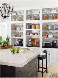 open cabinets kitchen ideas home decoration ideas