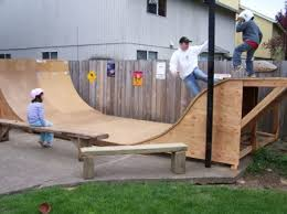 Backyard Skate Ramps by Skateboard Ramp And Halfpipe Tactical Urbanism Pinterest