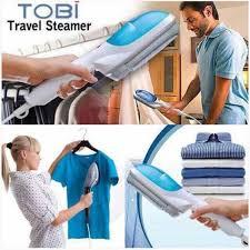Tobi travel steamer iron kitchen appliances on carousell