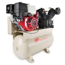 ingersoll rand 13 hp 30 gallon gas compressor honda