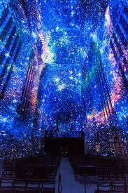 century lighting college point 16th century gothic chapel turned into starry night sky bored panda