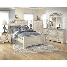 Isabella Rustic White Bedroom Set Furniture Distressed White Arched Mirror For Home Furniture Ideas