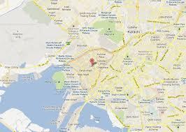 map of karachi karachi lyari chakiwara map