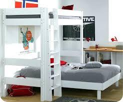 lit en hauteur avec canapé lit en hauteur avec canape lit superpose avec canape lit mezzanine