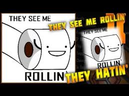 Meme Emblem - black ops 2 they see me rollin they hatin meme emblem tutorial