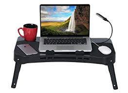 Laptop Desk With Led Light Dg Sports Multi Functional Laptop Table Stand With