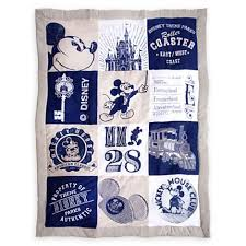your wdw store disney throw blanket mickey mouse quilted throw