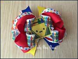 back to school hair bows the 25 best school hair bows ideas on ribbon bow