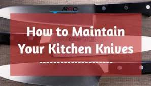 Disposal Of Kitchen Knives How To Dispose Of Knives Safely