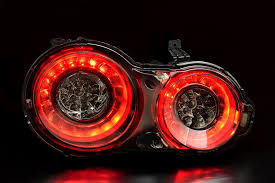 nissan gtr tail lights nissan gt r gets led taillights from rowen japan autoevolution