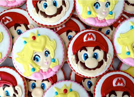 186 video game cookies images video games
