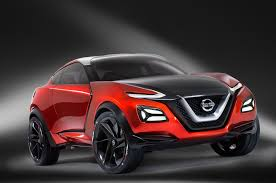 nissan crossover nissan gripz concept is a 2 2 erev crossover