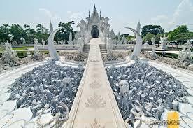 thailand the white temple of chiang rai lakad pilipinas