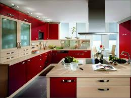 kitchen kitchen wall cabinets with glass doors aluminum cabinet