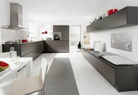 Stylish Kitchen Cabinets Download Modern Stylish Kitchen Interior Design In White Grey