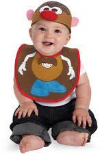 Coolest U0026 Potato Head Costumes Cotton Infant Toddler Costumes Ebay