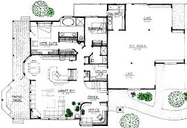 rustic lodge space efficient solar and energy efficient house plan