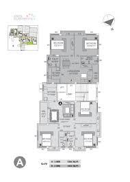 eden elements block a floor plan