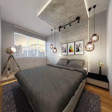 chambre parentale design déco chambre parentale de style industriel chic bedrooms