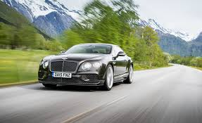 bentley coupe 2016 2016 bentley continental gt speed 8187 cars performance