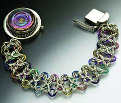 colored jump rings images Guide to color wire jump rings interweave jpg