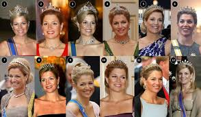tiara collection jewellery of the royal family