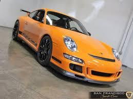 2008 porsche gt3 for sale 2008 porsche 911 gt3 rs for sale in orange black