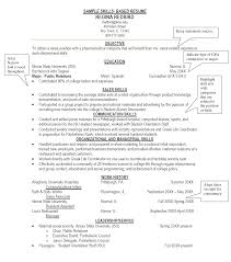 summary of qualifications sample resume for customer service cover letter sample skill resume sample skill based resume sample cover letter sample resume qualifications template photo for examples images new example of skills summary resumesample