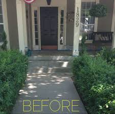 Patio Paint Concrete by Painting A Concrete Front Porch U2013 Decoto