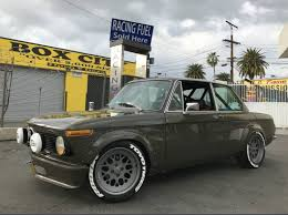 modified bmw 1974 bmw 2002 modified found in los angeles dirty old cars