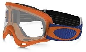 motocross goggles ebay jet black dark grey oakley l frame otg sand goggle dirt bike