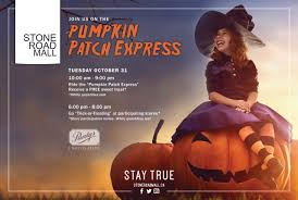 halloween pumpkin patch express stone road mall 91 5 the beat