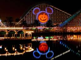 hd halloween background disneyland wallpaper