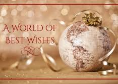 cards with the phrase a world of wishes