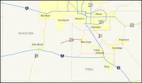 Map Of Southern Arizona by Arizona State Route 238 Wikipedia