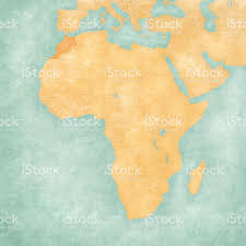 Morocco Map Africa by Map Of Africa Morocco Stock Vector Art 679832840 Istock
