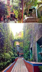 Spanish Style Homes With Interior Courtyards Best 25 Mexican Courtyard Ideas On Pinterest Mexican Hacienda