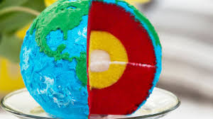 Interior Of The Earth For Class 7 Layered Earth Cake Nerdy Nummies Youtube