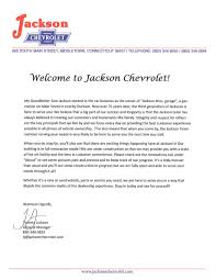 jackson chevrolet u2013 chevrolet dealership with new and used car