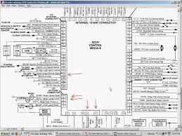 chrysler town and country wiring diagram with electrical 5660
