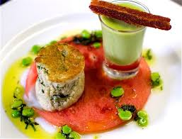 cuisine renaissance hotel barge renaissance cruises in in the loire on